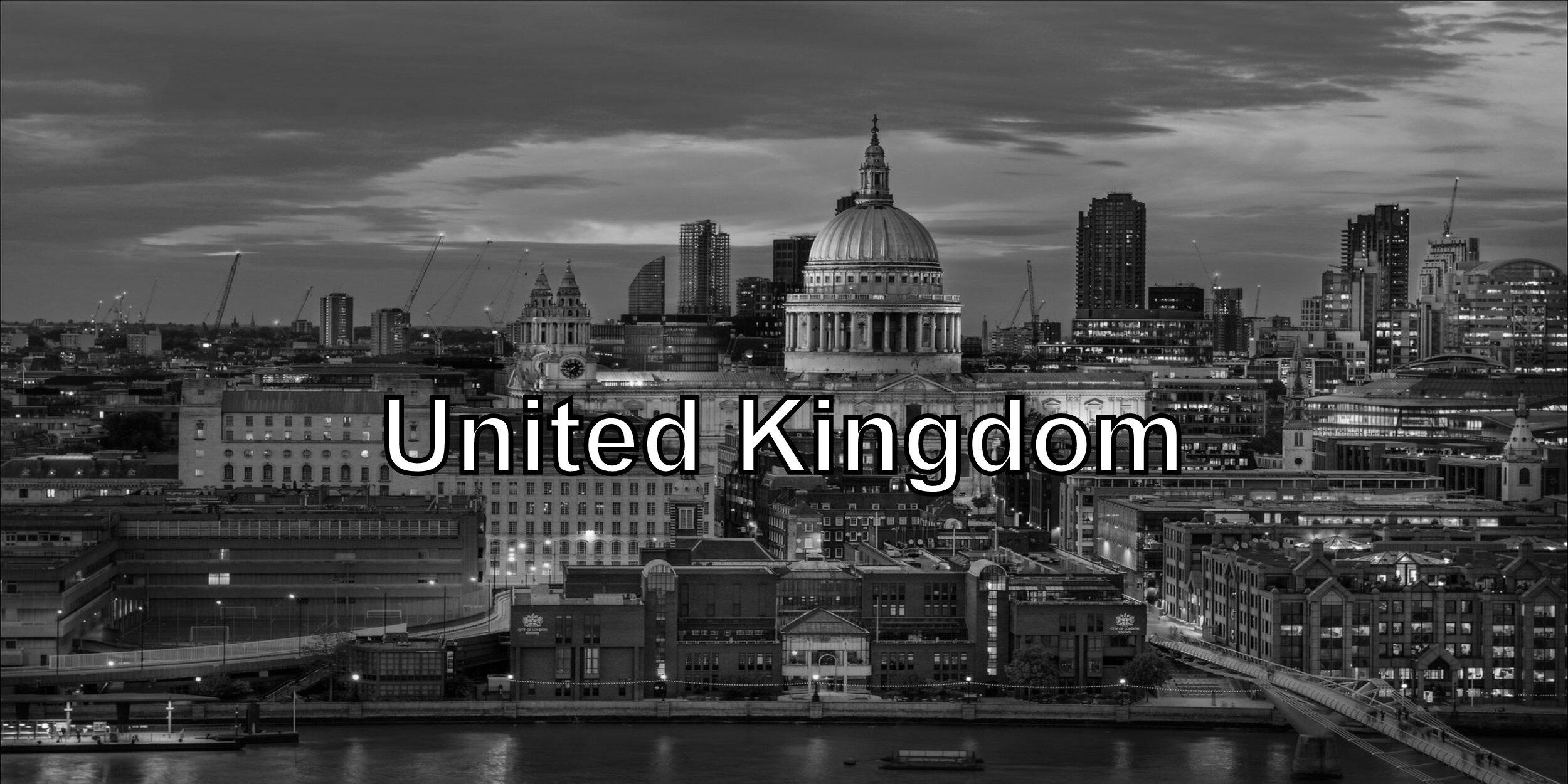 Sending WEC United Kingdom
